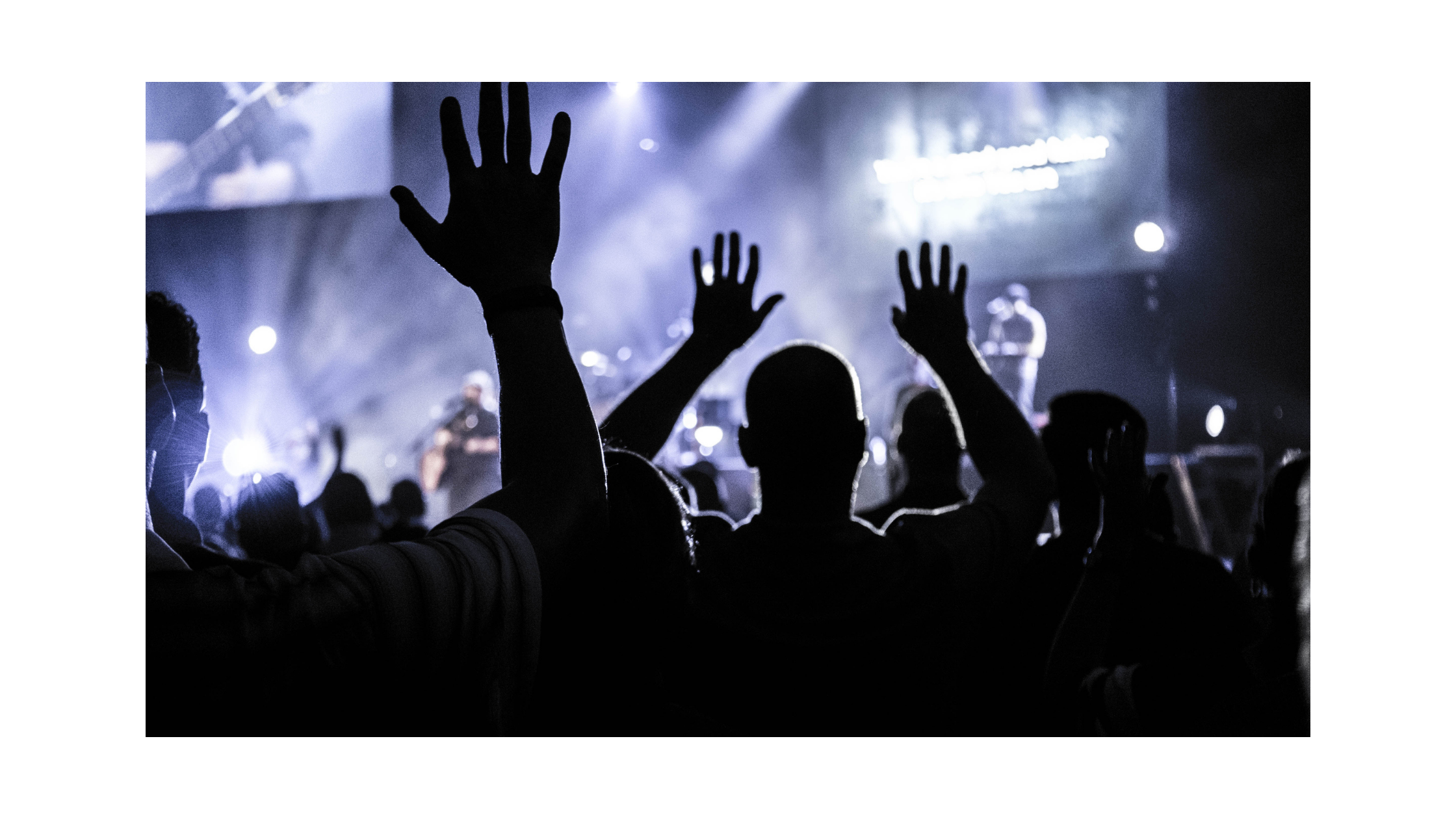 Jaw-Dropping Worship Moments - Worship at a Concert