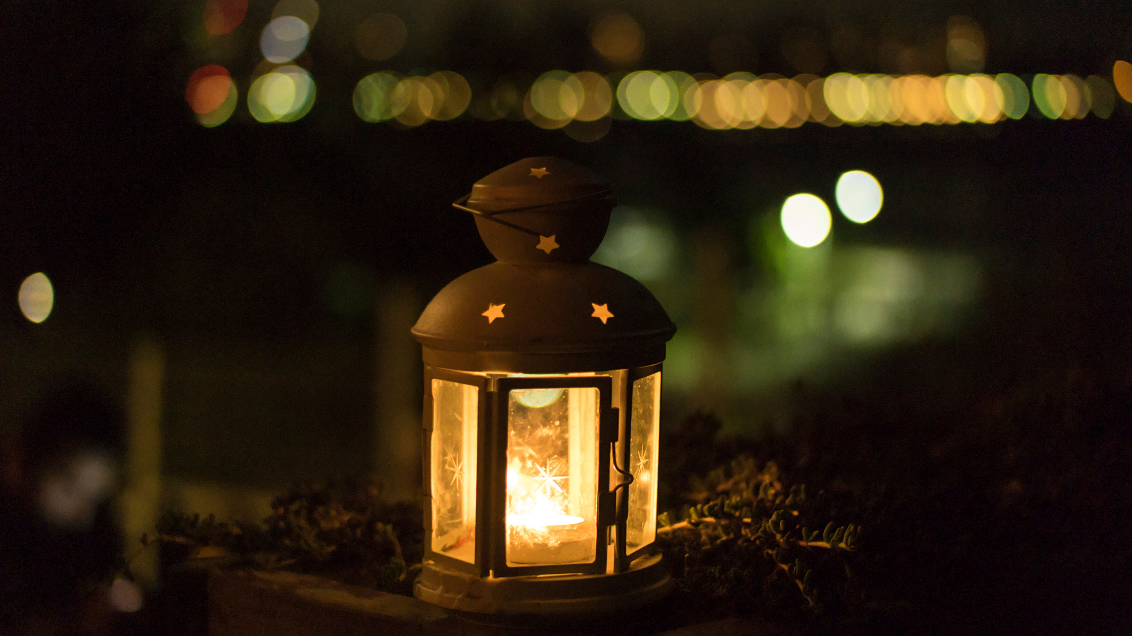 Scripture engagement - lantern