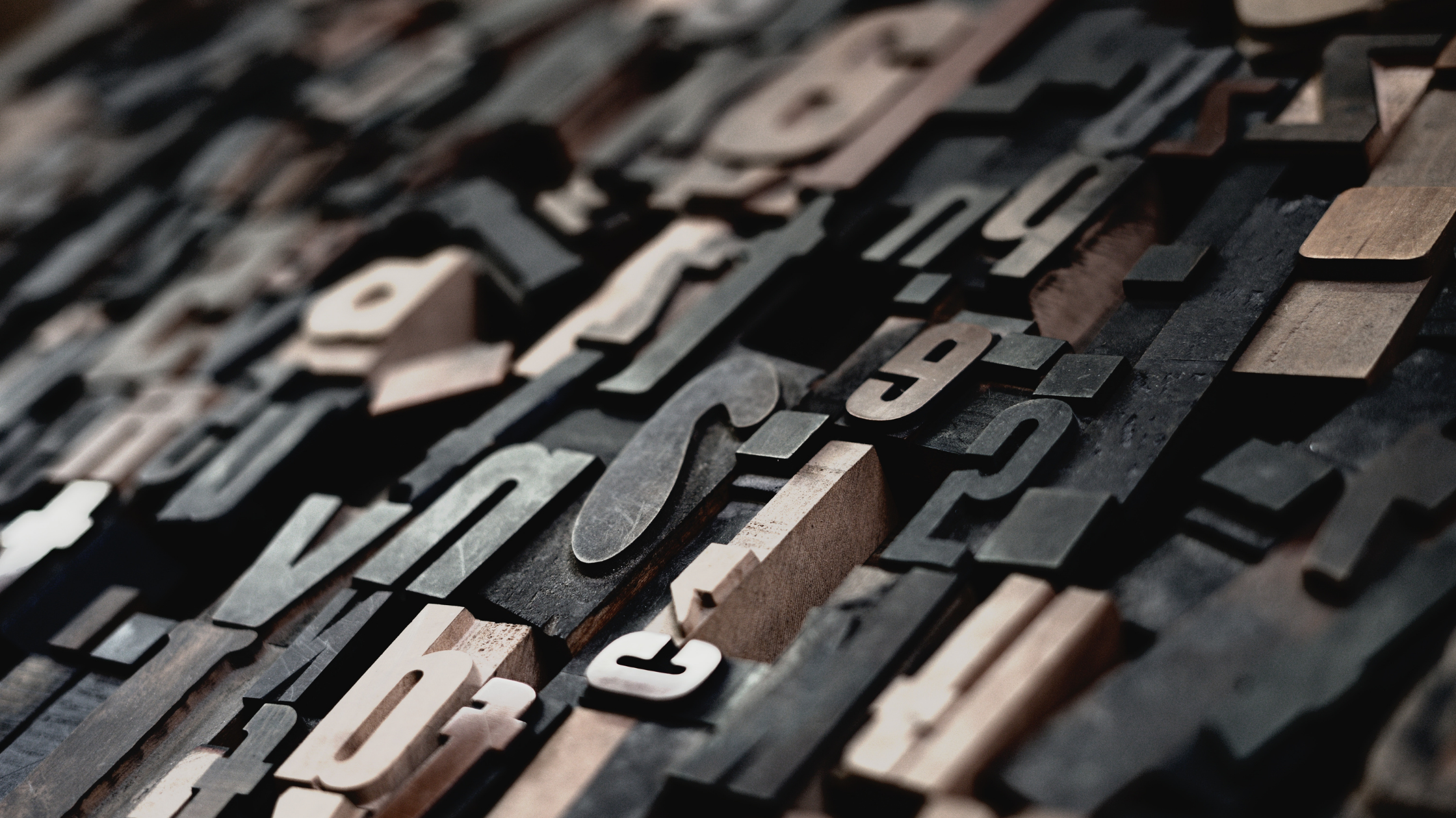 Scripture engagement - printing letters