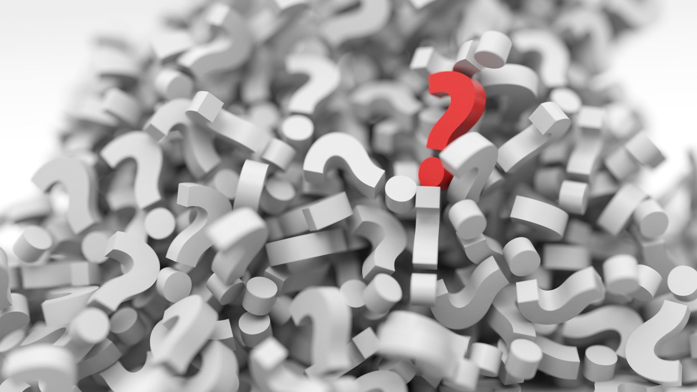 Scripture engagement - questions