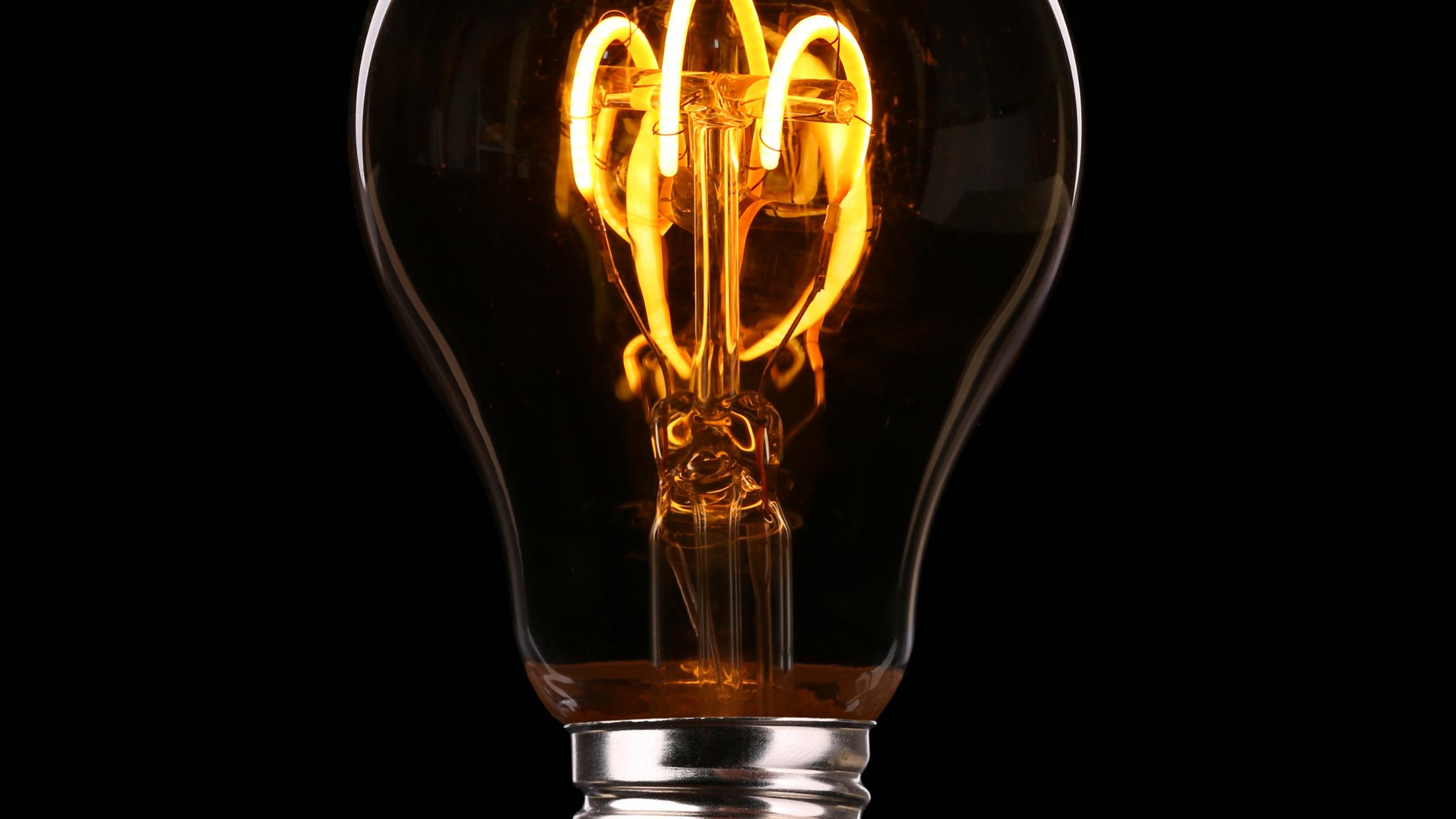 Scripture engagement -weak light bulb