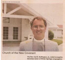 Bishop Carl's Photo