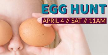 Early Egg Hunt