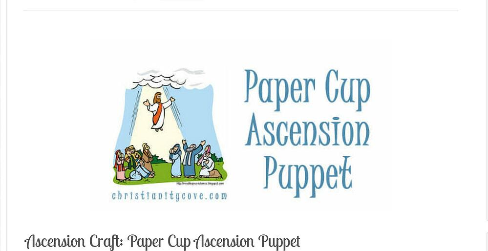 paper cup activity