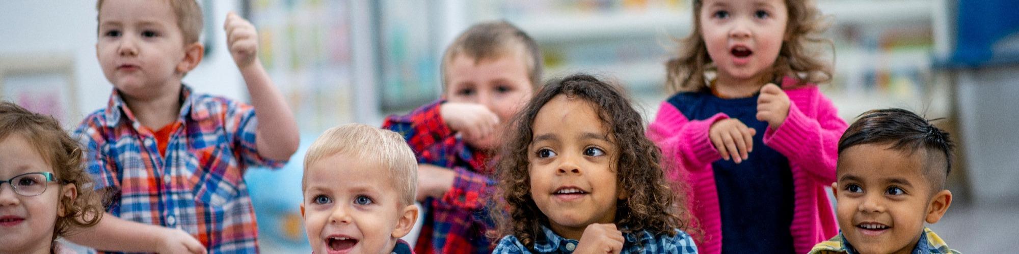 New Covenant Preschool Curriculum