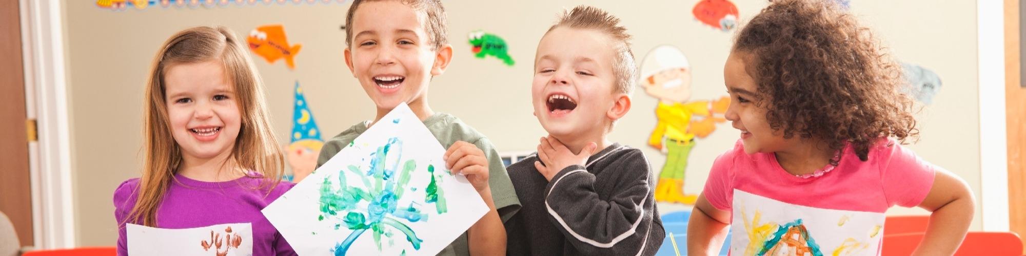 New Covenant Church Preschool Programs